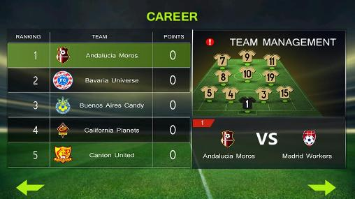 Ultimate soccer for Android