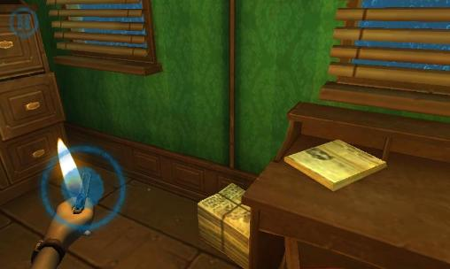 Slender man: Noire for Android