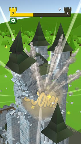 Castle wreck для Android