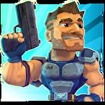 Major mayhem 2: Action arcade shooter Symbol