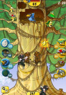 Les Chatons contre les Poules pour iPhone