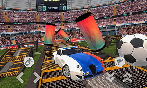 Car football 2018 screenshot 4