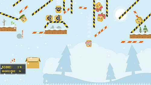 Catch a cracker: Christmas für Android