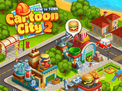Cartoon city 2: Farm to town captura de pantalla 1