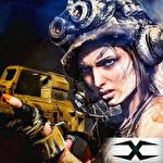 Shooting heroes legend: FPS gun battleground games Symbol