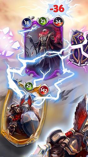 Tabuleiro Shadow deck: Magic card battles TCGpara smartphone