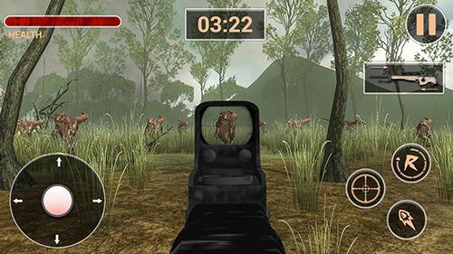 Spiele über Dinosaurier Safari deadly dinosaur hunter free game 2018 auf Deutsch