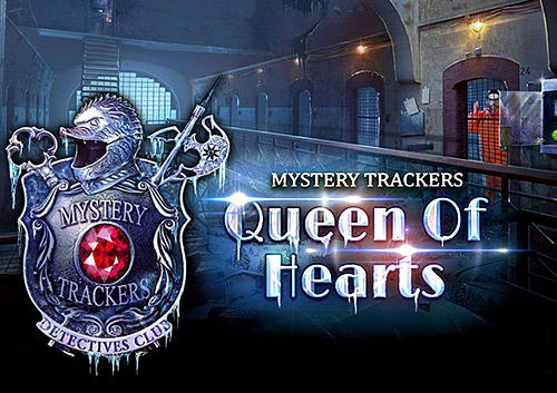 Hidden object. Mystery trackers: Queen of hearts. Collector's edition Screenshot