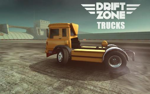Drift zone: Trucks Screenshot