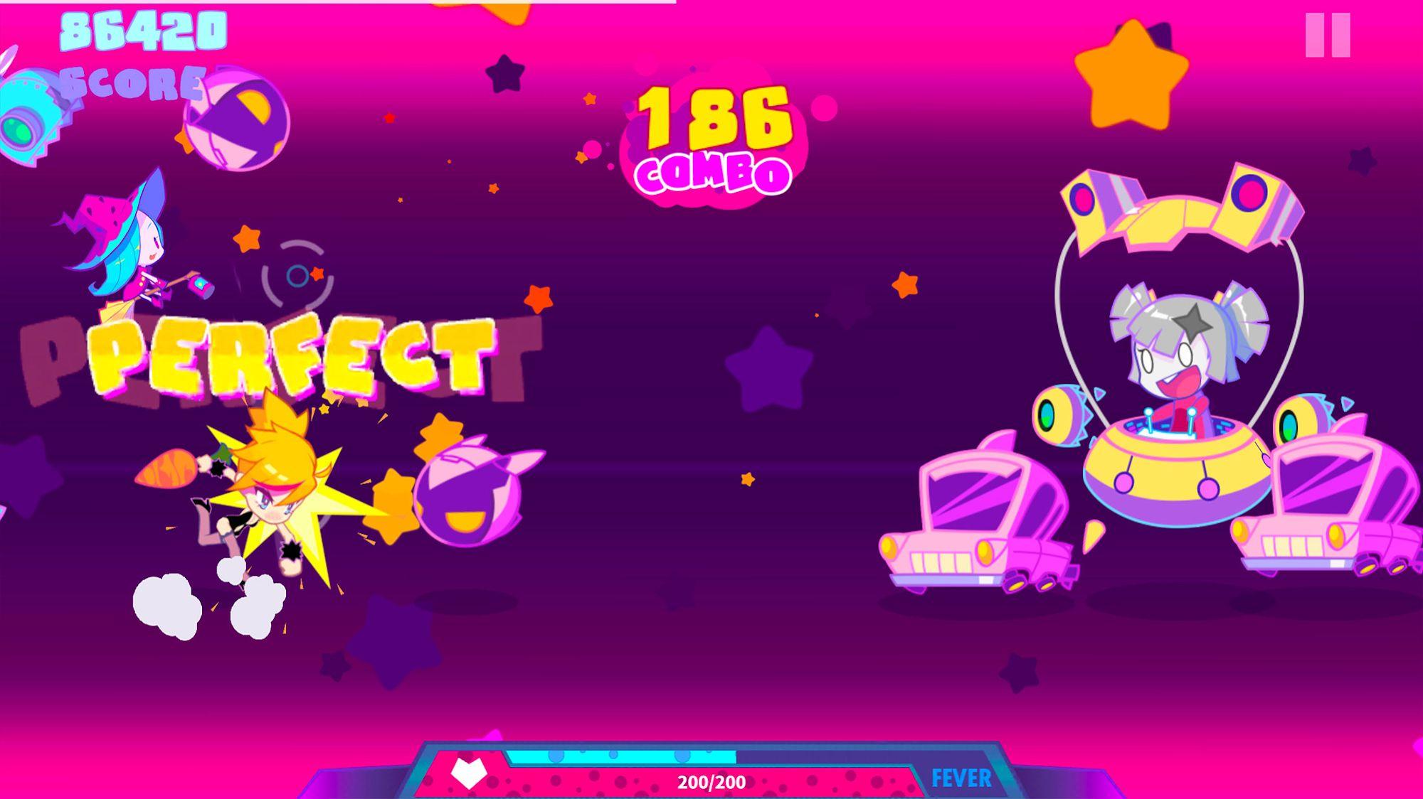 Muse Dash capture d'écran 1