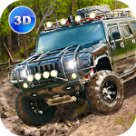 Extreme military offroad ícone