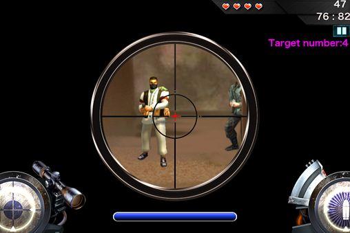 Orden fraternal: La muerte de francotirador