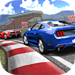 Car racing simulator 2015 ícone