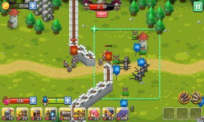 Kingdom Tactics скриншот 1