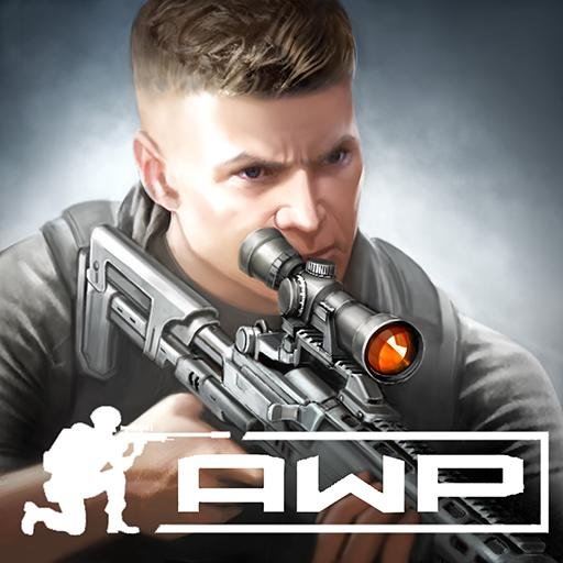 Иконка AWP Mode: Elite online 3D sniper FPS