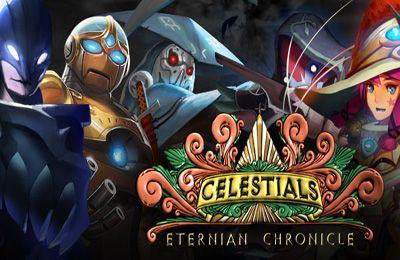 logo Celestials: Die ewige Geschichte
