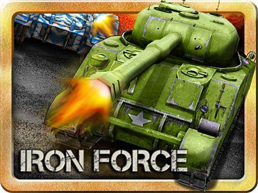 Iron force captura de tela 1