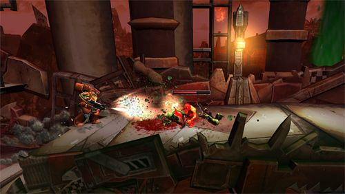 Warhammer 40 000: Carnage for iPhone