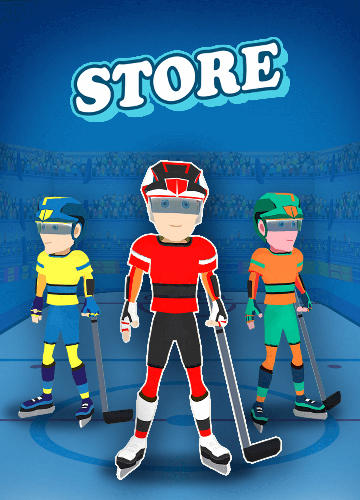 Sports: скачать Ice hockey strikeна телефон