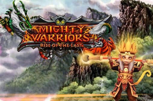 Mighty warriors: Rise of the east icône