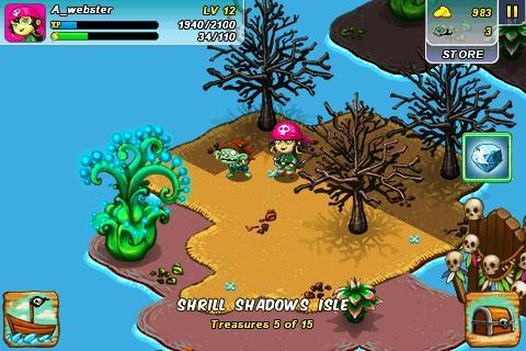 L'Ile de Zombies