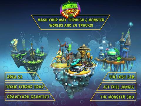 Corridas: faça o download de A Raça de Monstros 500 para o seu telefone