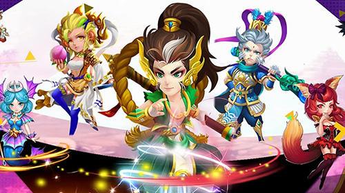 RPG-Spiele Fighting elf für das Smartphone