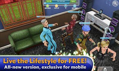 Für Kinder The Sims: FreePlay auf Deutsch