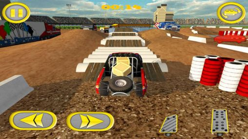 Challenge off-road 4x4 driving скриншот 3