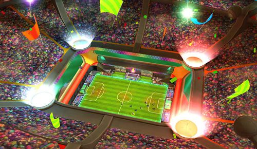 Sports games Copa toon