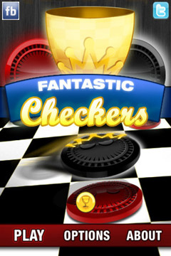 логотип Фантастические шашки