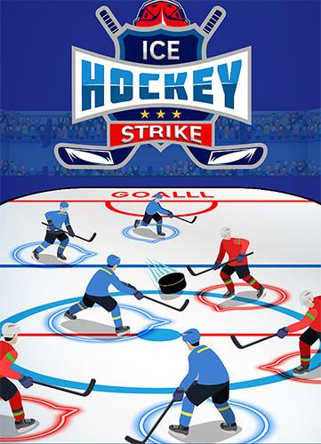 Скриншот Ice hockey strike на андроид