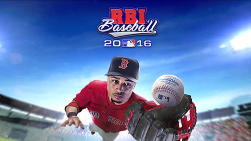 логотип Бейсбол 16