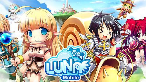 Luna mobile ícone