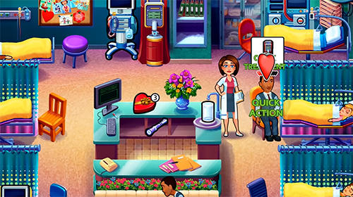 Heart's medicine: Hospital heat for Android