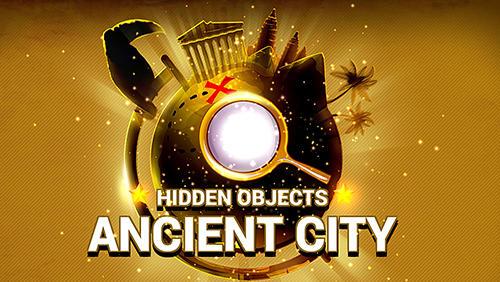 Hidden objects: Ancient city screenshot 1
