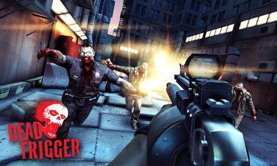 Dead Trigger скріншот 1