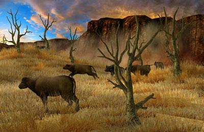 Screenshot Große Afrika Safari auf dem iPhone