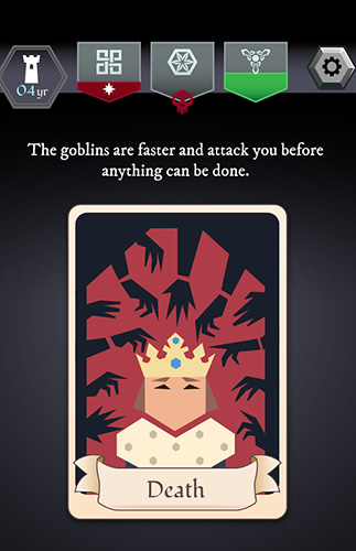 Thrones: Reigns of humans para Android