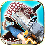 Dinosaur hunter: Dino city 2017 іконка