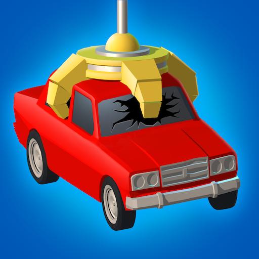 Scrapyard Tycoon Idle Game icono