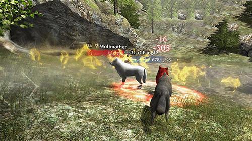 The wolf: Online simulator скріншот 1