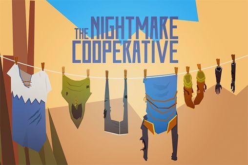 logo Pesadilla de cooperativa