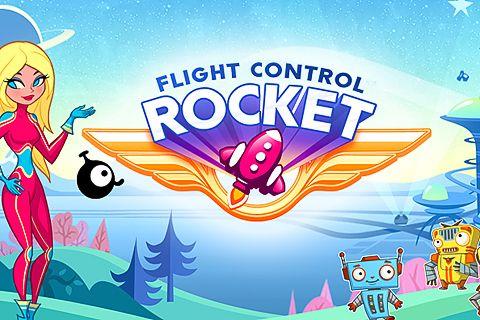 logo Le contrôle de vol de la fusée