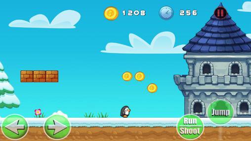 Arcade-Spiele Artie für das Smartphone