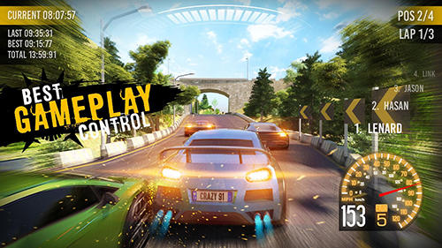 Extreme asphalt: Car racing screenshot 3