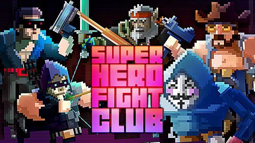 Super hero fight club Screenshot