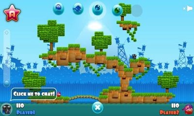 Arcade-Spiele Jelly Wars Online für das Smartphone