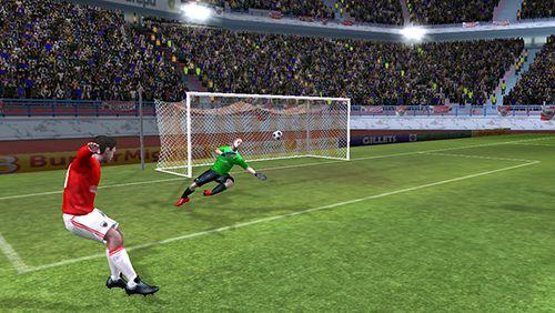 Лига мечты: Футбол 2016 для Айфон