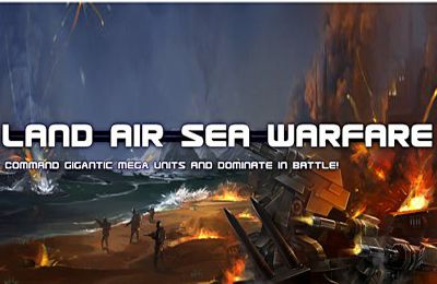 logo Land Air Sea Warfare